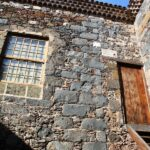 Rincón del edificio del Palacio de Lercaro en el centro histórico de La Laguna