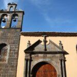 Iglesia Nuestra Señora de los Dolores en el centro histórico de La Laguna