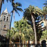 Iglesia y ex-convento de San Agustín en el centro histórico de La Laguna