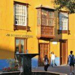 Ricnón del centro histórico de La Laguna en Tenerife