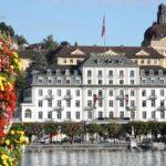 Hotel Schwetzerhof en Lucerna en Suiza