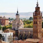 Torres mudéjares de la Catedral de Tarazona en Aragón