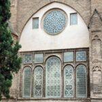 Claustro mudéjar de la Catedral de Tarazona en Aragón