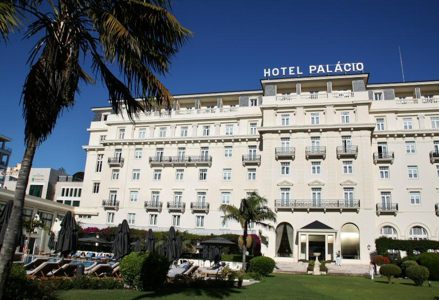 fotos e historia del hotel palacio en estoril gu as viajar. Black Bedroom Furniture Sets. Home Design Ideas