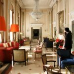 Salón Europa en el Hotel Palacio en Estoril