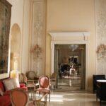 Salón del Hotel Palacio en Estoril