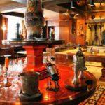 Restaurante grill Four Seasons en el Hotel Palacio en Estoril
