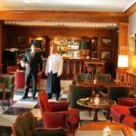 Cafetería en el Hotel Palacio en Estoril