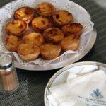 Pasteles de nata, una especialidad gastronómica del Hotel Palacio en Estoril