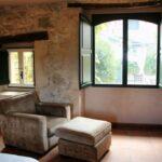Habitación de una villa de la Hacienda Zorita cerca de Salamanca
