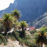 Aldea de Masca en el parque de Teno en Tenerife