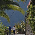 Rincón de la aldea de Masca en el parque de Teno en Tenerife