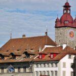 Torre del Ayuntamiento de Lucerna