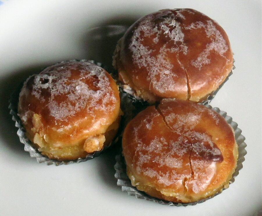 Deliciosos Xaxu de pastelería Gorrotxategi en Tolosa