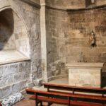 Capilla románica de la iglesia de la Magdalena de Tarazona en Aragón