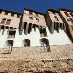 Casas colgantes de Tarazona