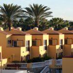 Rincón de Corralejo en Fuerteventura en las islas Canarias