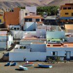 Ajuy en Fuerteventura en las islas Canarias