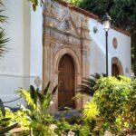 Iglesia de Santa María de la Regla en Pájara en Fuerteventura