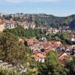Vistas panorámicas de Friburgo desde el barrio de Neuveville