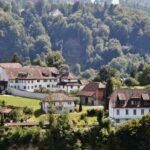Vistas panorámicas de los alrededores de Friburgo