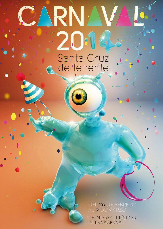 Carnaval de Tenerife 2014