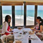 Restaurante en Azenhas do Mar cerca de Lisboa