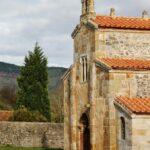 Iglesia de San Salvador de Valdediós en Asturias