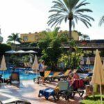 Piscina del Hotel Barceló Corralejo Bay en Fuerteventura