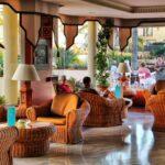 Salón del Hotel Barceló Corralejo Bay en Fuerteventura
