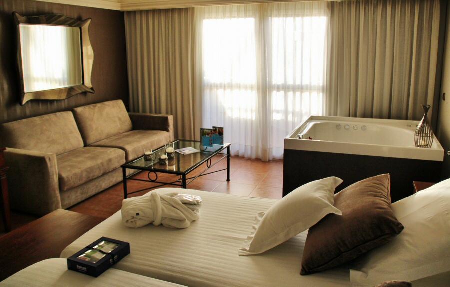 Habitación wellness del Hotel Barceló Corralejo Bay en Fuerteventura