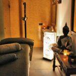 Sala de masajes en el Centro Wellness del Hotel Barceló Corralejo Bay en Fuerteventura