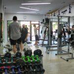 Centro Wellness del Hotel Barceló Corralejo Bay en Fuerteventura