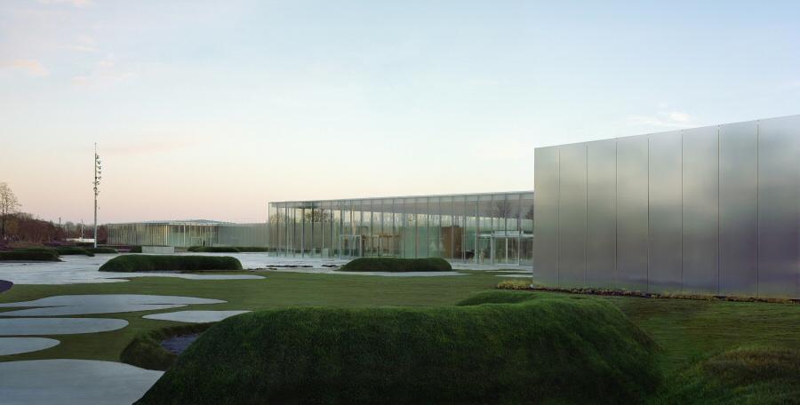 Museo Louvre Lens al norte de Francia