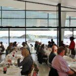 Restaurante en el vestíbulo de la Opera de Oslo