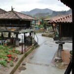 Hórreos de Bueño en Asturias