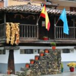 Hórreo de Bueño en Asturias