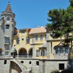 Museo Municipal en palacio Condes Castro Guimaraes en Cascais