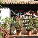 Tienda de souvenirs en Betancuria en Fuerteventura