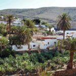 Paisajes en Betancuria en Fuerteventura
