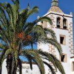 Iglesia Santa María de Betancuria en Fuerteventura