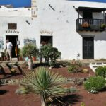 Arquitectura rural en Betancuria en Fuerteventura