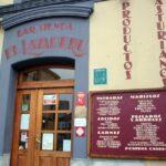 Tradicional sidrería El Lavaderu en Cimavilla en Gijón