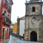 Colegiata de San Juan Bautista en Cimavilla en Gijón