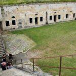 Fort Liedot en la isla de Aix al oeste de Francia