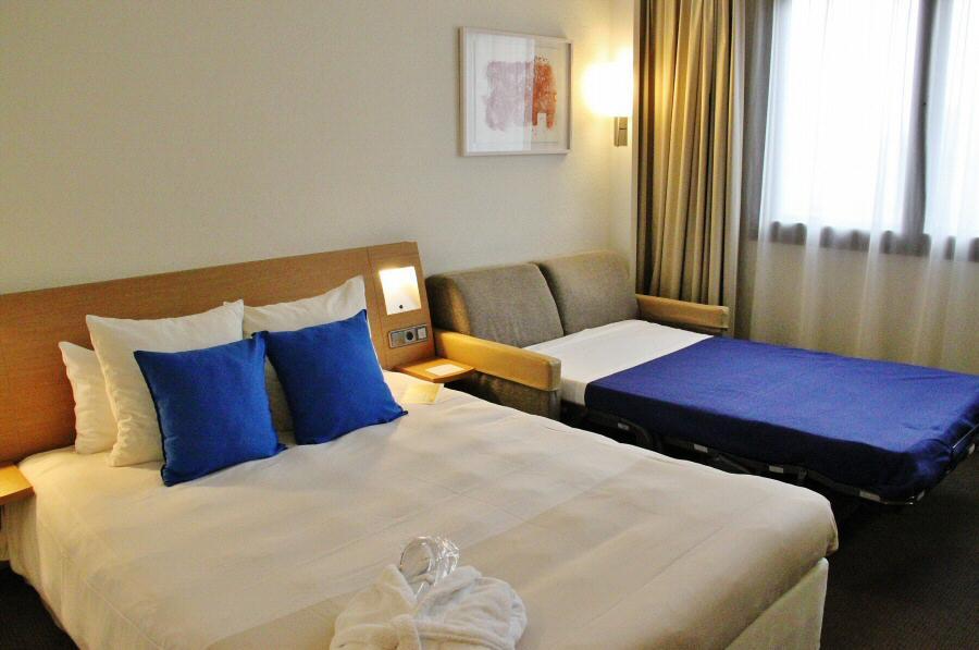 hoteles novotel para viajar con ni os gu as viajar