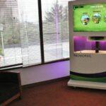 Consola Kinect en los hoteles Novotel