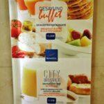 Desayunos en los hoteles Novotel