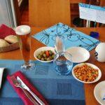 Restaurante Claravia del hotel Puente de la Paz de Madrid