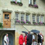 Casa Rubenloch de Murten en Suiza